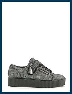 Fornarina  Pifti9572wja0600,  Damen Gymnastikschuhe , grau - grau - Größe: 41 EU - Sneakers für frauen (*Partner-Link)