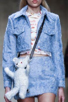 Imagen de bear, fashion, and runway