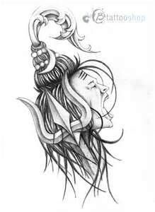 Lord Shiva Tattoo Designs