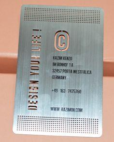 Metal Business Cards - VIP, Membership Cards                                                                                                                                                                                 Plus