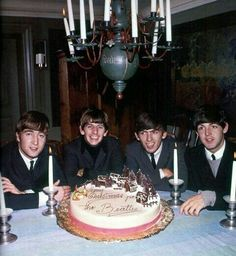 The Beatles, Christmas-time 1964