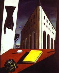 ピカソが最も恐れた画家「ジョルジョ・デ・キリコ」の不思議な絵 - NAVER まとめ