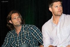 Tell us more. | Community Post: Jensen Ackles And Jared Padalecki's Epic Bromance