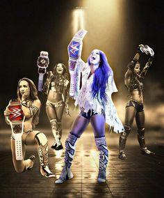 Black Wrestlers, Female Wrestlers, Wwe Wrestlers, Wwe Pictures, Wwe Photos, Wrestling Divas, Women's Wrestling, Wwe Outfits, Chris Benoit
