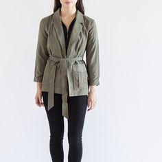 Modern Citizen  |  Alexi Field Jacket (Olive) $85 Field Jacket, Citizen, Coat, Winter, Modern, Jackets, Fashion, Winter Season, Down Jackets