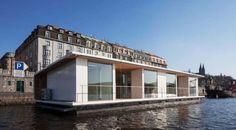 Port X Floating Modular Home