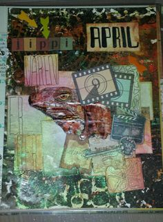 Mainpage april 2014 Art Journal Pages, Sketchbooks, Scrapbooks, Mixed Media, Painting, Painting Art, Scrapbook, Paintings, Sketch Books