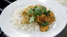 Cristal Cocktail Shrimp Saffron Curry - Munchies