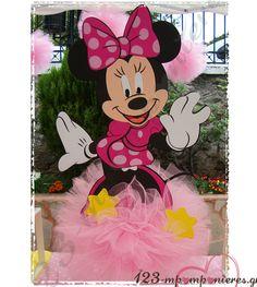 ΣΤΟΛΙΣΜΟΣ ΒΑΠΤΙΣΗΣ - MINNIE MOUSE - ΚΩΔ:MINNIE-1139 Minnie Mouse, Disney Characters, Fictional Characters, Fantasy Characters
