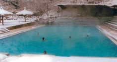 Greece:Pozar Thermal Spa - Discover Greece Pools, Greece, Spa, Journey, Lost, Explore, Adventure, Outdoor Decor, Travel