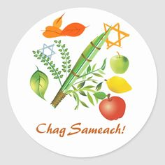 Shop Chag Sameach Sukkot Classic Round Sticker created by starstreamdesign. Hebrew Prayers, Feast Of Tabernacles, Puzzles For Kids, Top Gifts, Round Stickers, Different Shapes, Age, Unisex, Hanukkah