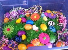 Easter/Spring Sensory Box