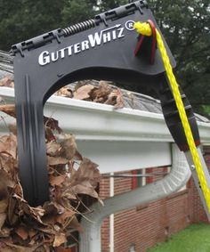 Gutter Whiz, Inc. offers Gutter Whiz and extension pole in New York, Virginia, Massachusetts, North Carolina and Pennsylvania
