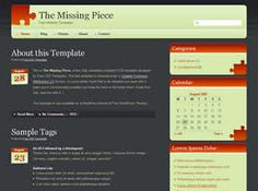 Download The Missing Piece HTML Theme - http://www.designsave.net/2017/02/download-the-missing-piece-html-theme.html