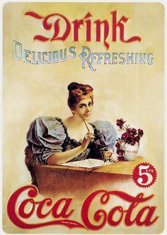 110 carteles antiguos de Coca Cola - Taringa!