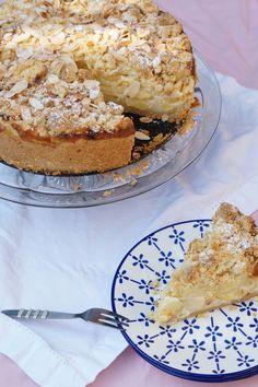 Apfel-Schmand-Streuselkuchen