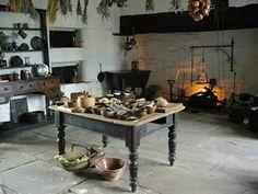 victorian kitchens - Bing Images
