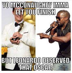 Leonardo DiCaprio oscar memes... this whole page though.