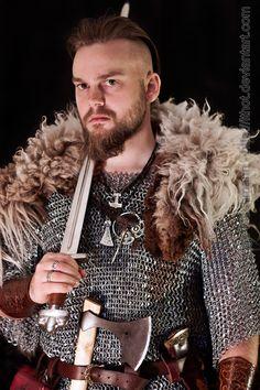 Hvergelmir - Viking kriger by lthot