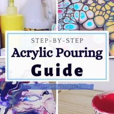How to Varnish Pour Painting - TOP 4 Finishes from Spray Varnish to Epoxy Resin – Smart Art Materials Acrylic Pouring Techniques, Acrylic Pouring Art, Acrylic Art, Acrylic Painting For Beginners, Acrylic Painting Techniques, Beginner Painting, Art Techniques, Pour Painting, Diy Painting