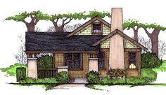 Craftsman House Plan 62401