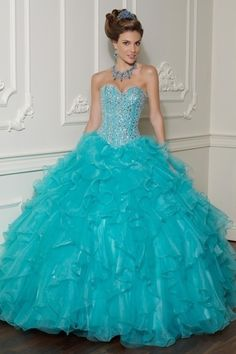 FashionNew Arrival Quinceanera Dresses Ball Gown Sweetheart Floor Length With Beadingwork in unique design affordable to buy online for high quality