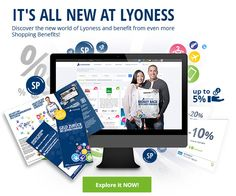 Have you already discovered the new world of Lyoness?www.mylyconet.com/lyconet
