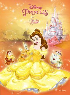 Princess Photo, Princess Belle, Lumiere Disney, Princesa Disney Bella, Beauty And The Beast, Movies And Tv Shows, Jigsaw Puzzles, Wallpaper Ideas, Moana
