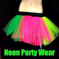 Neon Party Wear