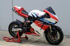 Honda MSX 125 by KDSHOP  http://www.motobot-racing.com