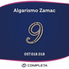 Algarismo Zamac