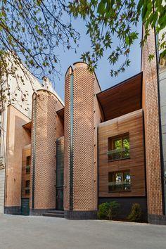 Renovación de una casa en Kaveh Teherán / Pargar Architecture and Design Studio