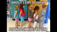 Byzantine, Texas: Orthodox kids be like...