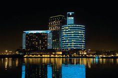 InterContinental and Crowne Plaza Dubai Festival City - Dubai, United Arab Emirates