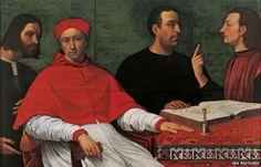 Cesare Borgia, Cardinal Pedro Luis de Borgia, Machiavelli and Micheletto Corella
