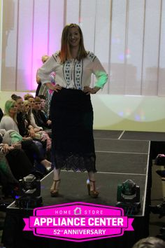 Fashion Show - Clothes by Elder Beerman