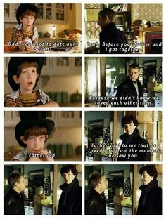 PARENTLOCK - I like other actors as Hamish better than this one, but this story is cute.