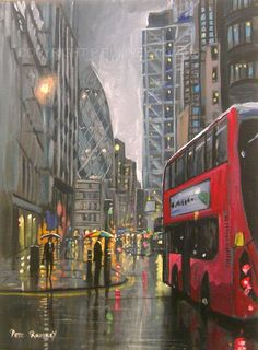 All work is 100% hand painted by Pete Rumney. Sales of his original hand painted pieces have gone from strength to strength since the arrival of his art online in 2001. Pete's paintings recently inspired by L.S. LOWRY are gathering more and more interest. | eBay!