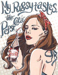Tastes Like Lana Del Rey - courtneywirthit!