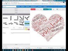 Szófelhő készítés online szófelhő generátor programmal - YouTube Paramore, Seo, Periodic Table, Diagram, Bullet Journal, Youtube, Board, Periodic Table Chart, Periotic Table