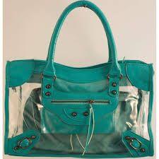 clear handbags - Google Search