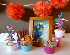 Puppy Cake Dog Birthday Party ideas
