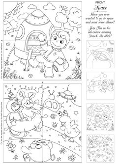 Welcome to Dover Publications. Dinosaurs, Monsters and More!: Never-Ending Fun to Color, Fold and Flip By: Manja Burton