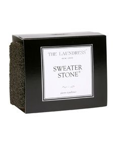 Sweater Stone for removing the annoying pilling on sweaters and knits