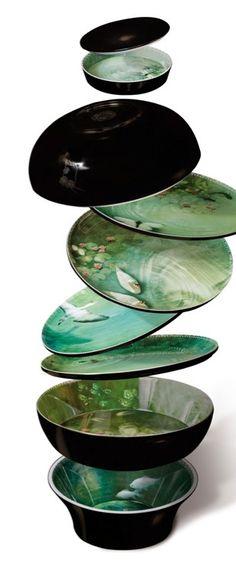 Ibride vase Yuan