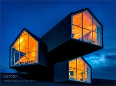 The Vitra Haus by HerbertAFranke