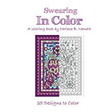 Swearing in Color: Mindful meditation and Stress Relieving Patterns