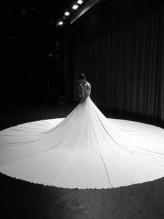 Dream Wedding Dress (looks good in the photo, but how does it wear and walk?)