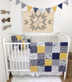 Gray Blue Modern Nursery Crib Bedding Grey Fur Blanket Fur Larger Lovey Faux Fur Baby Blanket Giraffes Design Modern Safari Blanket