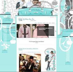 #webdesign personalizzazione #grafica #blog #moda #fashion